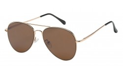 Aviator Sunglasses Spring Hinge 588-mix