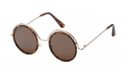 Giselle Round Chic Sunglasses 28064