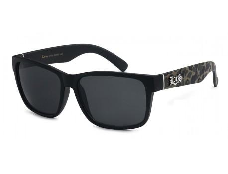 Locs Black Camouflage Sunglasses 91070