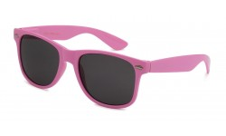 Pink Wayfarer Sunglasses wf01-ltpink