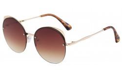 Giselle Round Metallic Sunglasses gsl28151