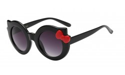 Wayfarer Kitty Bow Sunglasses kt04-grd