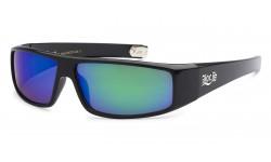 Locs Sunglasses Revo Lens loc9035-bkcm