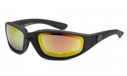 Choppers Foam Lined Sunglasses cp924-rv