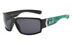 Locs Matte Black Sunglasses loc91084-mj