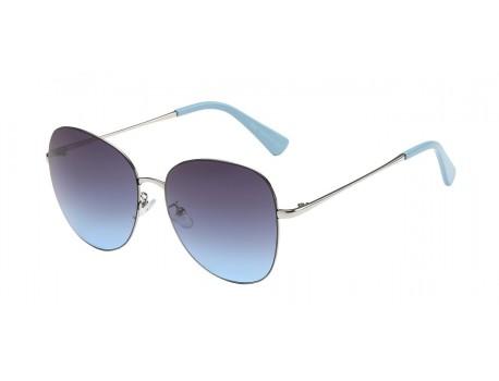 Giselle Metallic Square Sunglasses gsl28153