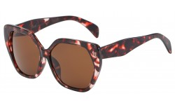 Giselle Chic Hexagonal Sunglasses gsl22247