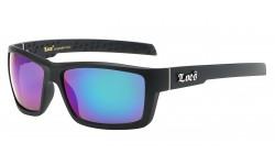 Locs Mirror Lens Sunglasses 91132-mbrv