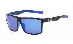 Locs Casual Square Sunglasses loc91141-mix