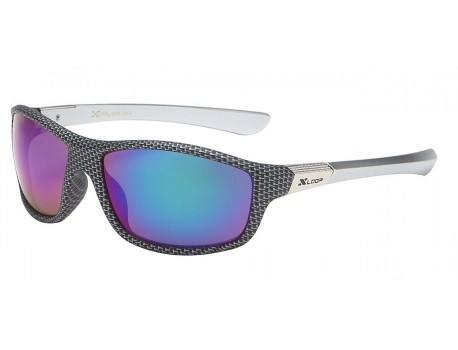Xloop Wrap Frame Sunglasses x2603