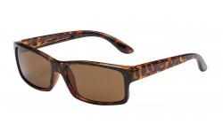 Classic Small Square Wrap Sunglasses 712064