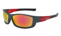 Xloop Carbon Fiber Print Sunglasses x2609