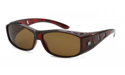 Polarized Cover Over Sunglasses pzbar603