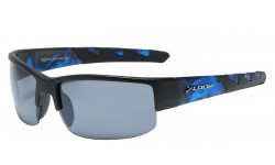 Xloop Flame Printed Temple Shades x2607-flame