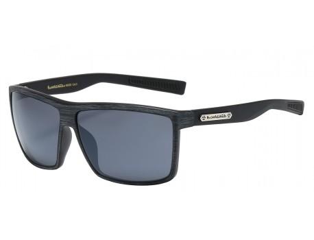 Biohazard Square Frame Sunglasses bz66252