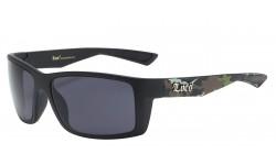 Locs Camo Print Sunglasses loc91143-camo
