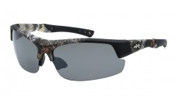 Xloop Camo Half Frame Sunglasses x3618-camo