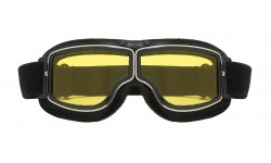 Yellow Padded Motorcyle Goggle cp933-nd