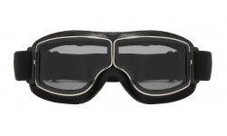 Smoke Padded Motorcycle Goggles cp933-smk