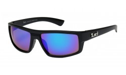 Locs Sunglasses Matte Black 91122-mbcm