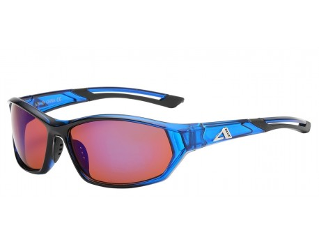 Arctic Blue Square Frame Sunglasses ab-49