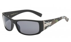 Biohazard Camo Sports Sunglasses bz66257