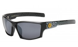 Biohazard Ports Wrap Sunglasses bz66260