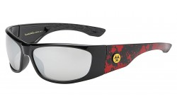 Biohazard Sports Wrap Sunglasses bz66258