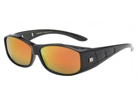Polarized Barricade Cover OVer Revo Lens pz-bar603-rv