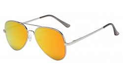 Air Force Color Mirror Aviator af109-flatcm