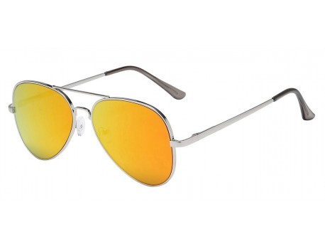 Air Force Lens Color Mirror Aviator af109-flatcm