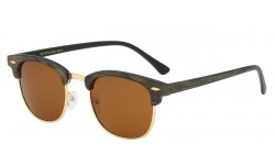 Polarized Wayfarer Wood Print pz-wf13-wd