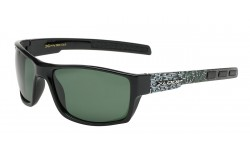 Polarized Xloop Sports Wrap Shades pz-x2625