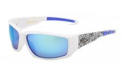 Xloop Square Sports Wrap Sunglasses x2627