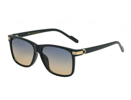 Giselle Square Accented Temple Shades gsl22344