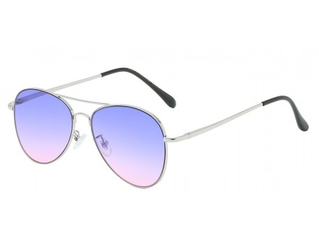 Air Force Metallic Tear Drop Aviator af588-oce