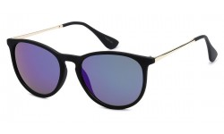 Polarized Classic Color Mirror Shades pz-713002-cm