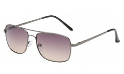 Air Force Square Aviator Spring Temple af116-mix