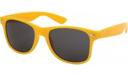 Wayfarer Yellow Sunglasses wf01-yellow