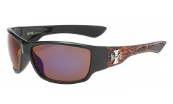 Choppers Flame Print Temple Shades cp6721