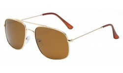 Polarized Air Force Metallic Aviator pz-af115