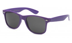 Wayfarer Purple Frame Sunglasses wf01-purple
