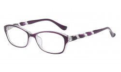 Reading Glasses Semi Round r375-asst