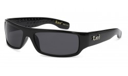 Locs Sunglasses Matte Black loc9003-mb