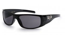 Locs Polished Black Sunglasses loc9085-bk