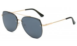Air Force Rimless Aviator av5140