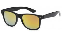 Wayfarer Black Frame/Revo Lens wf01-bkcm