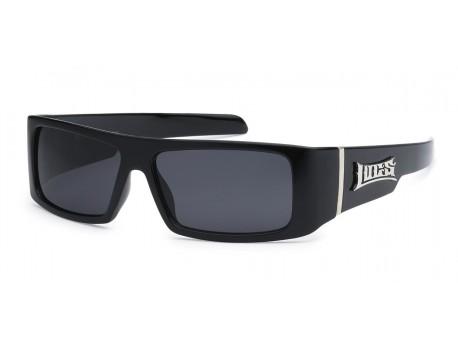 Juniors Locs Kg-Loc9058 Polish Black Kids Sunglasses
