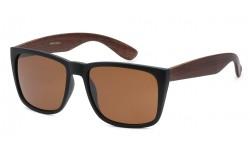 Fashion Wood Print Sunglasses wf06